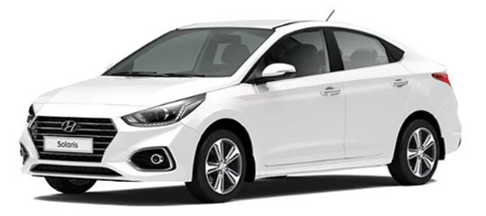Hyundai Solaris AT+